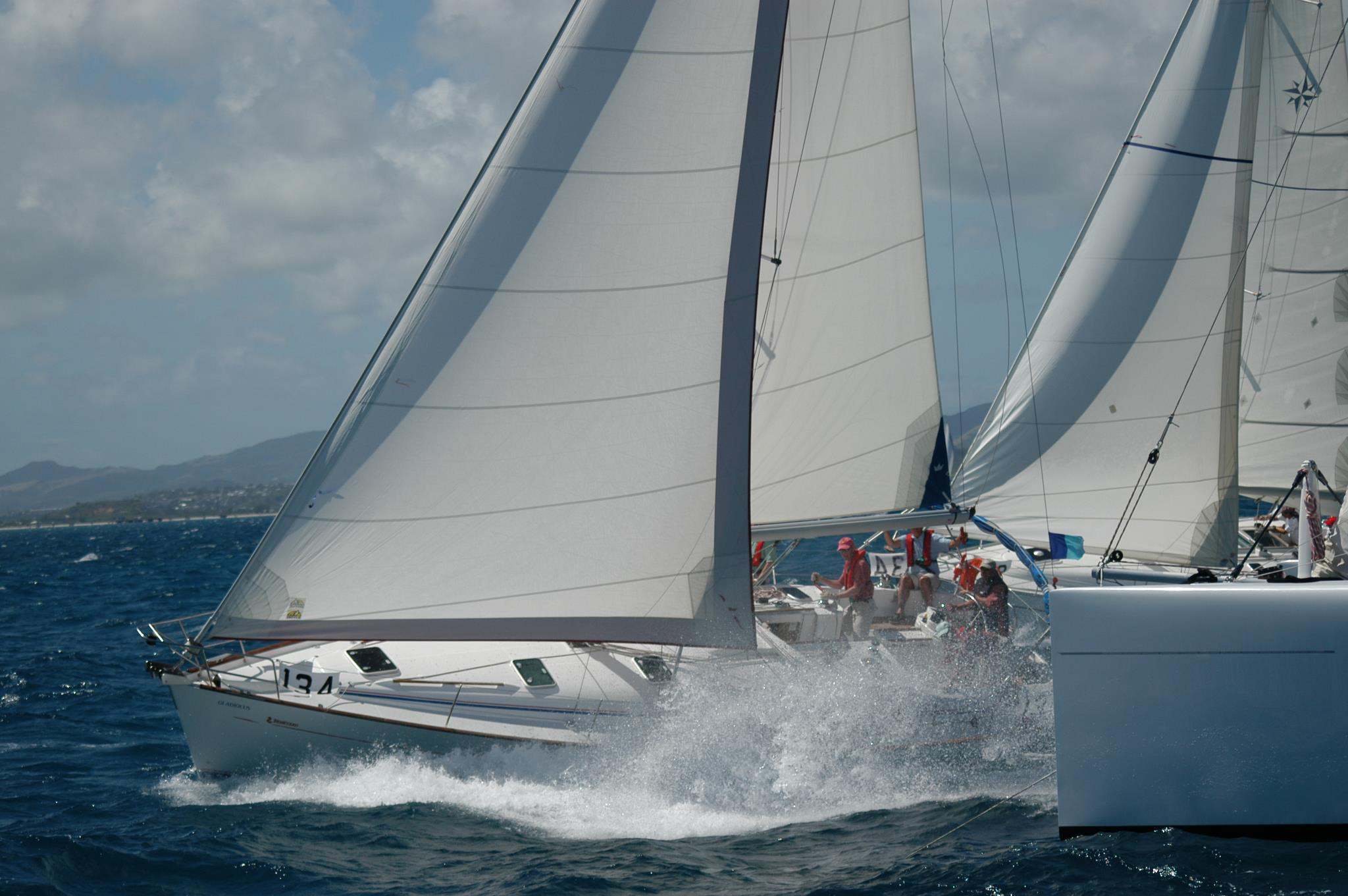 Segelevents: Antigua Sailing Week & Heinecken Regatta